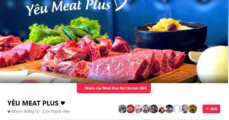 meat plus mỹ đình