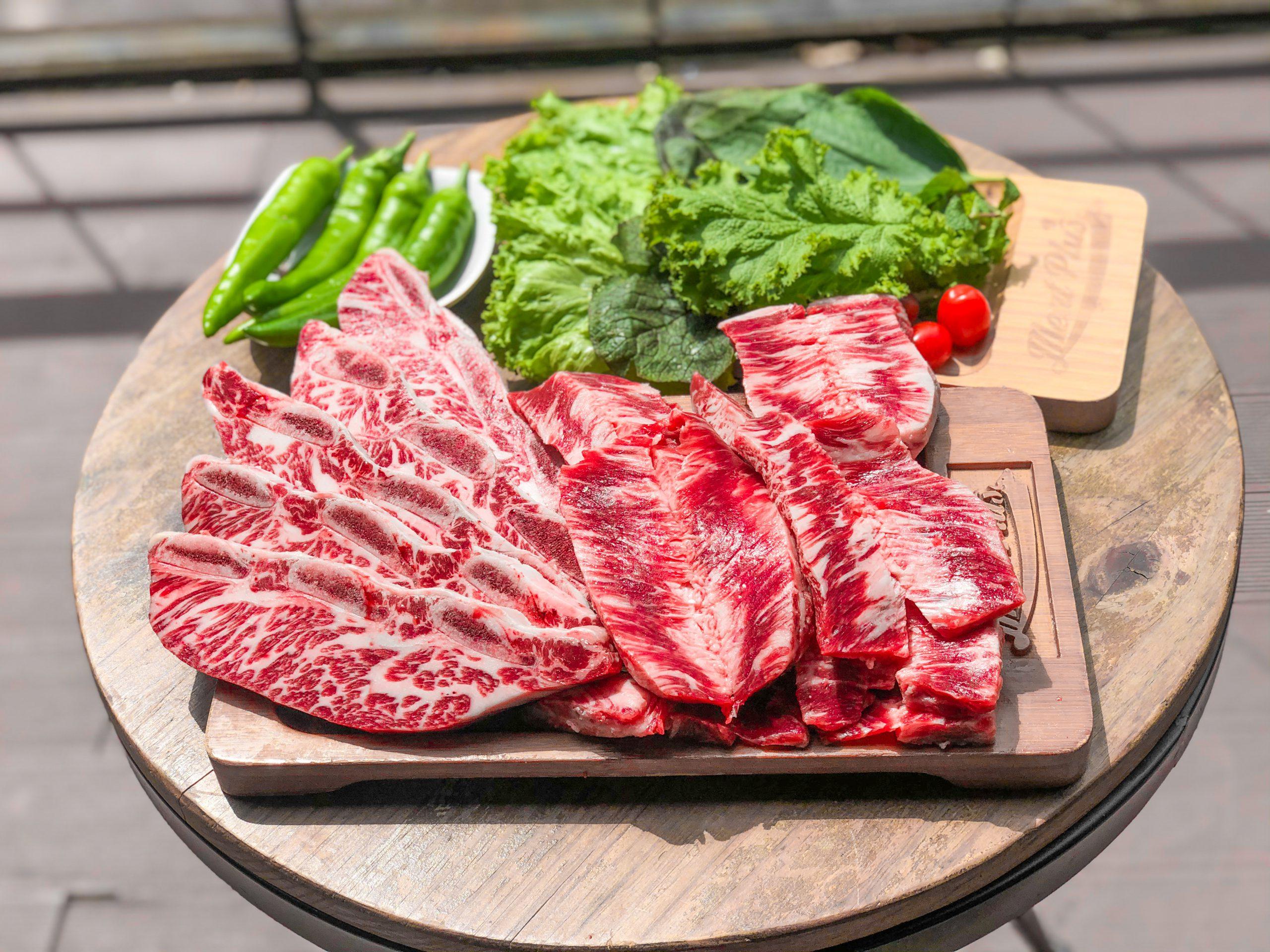 thịt nướng meat plus